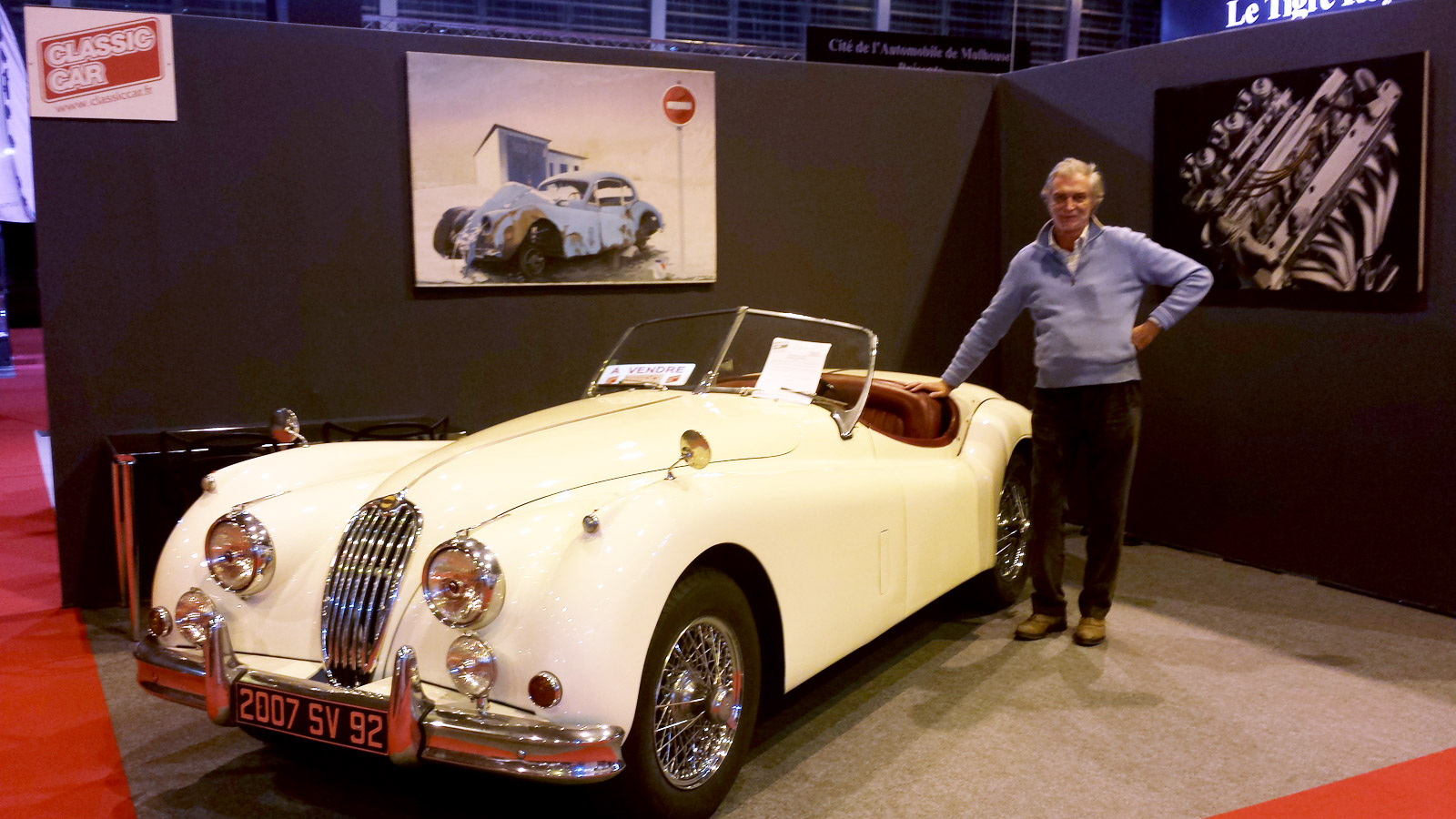 eris-menard-jaguar-xk140-retromobile-2015