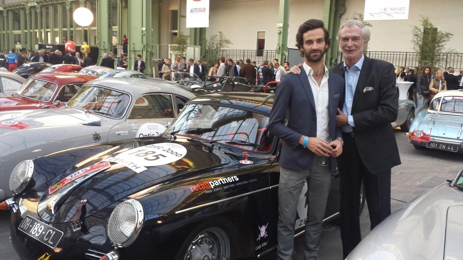 Ménard - Tour Auto en 356