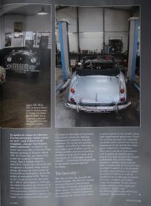 Rétroviseur 312 Classic Car P87