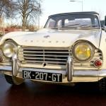 Triumph TR4 A IRS 1966 face