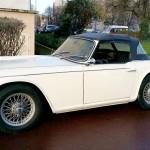 Triumph TR4 A IRS 1966 côté